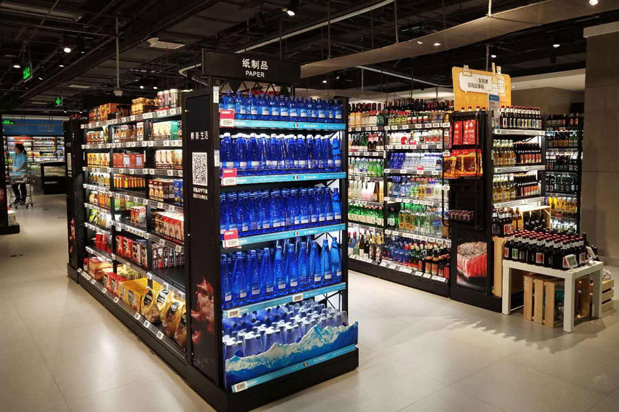 上海新零售商业业态下网站建设的必要性