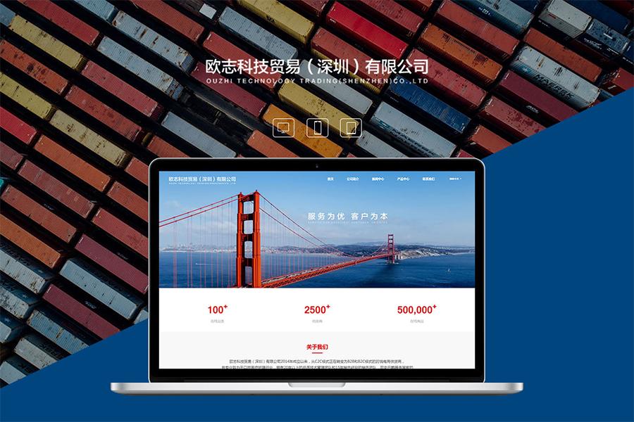 请网络公司做一个高端网站建设上海需要注意哪些问题