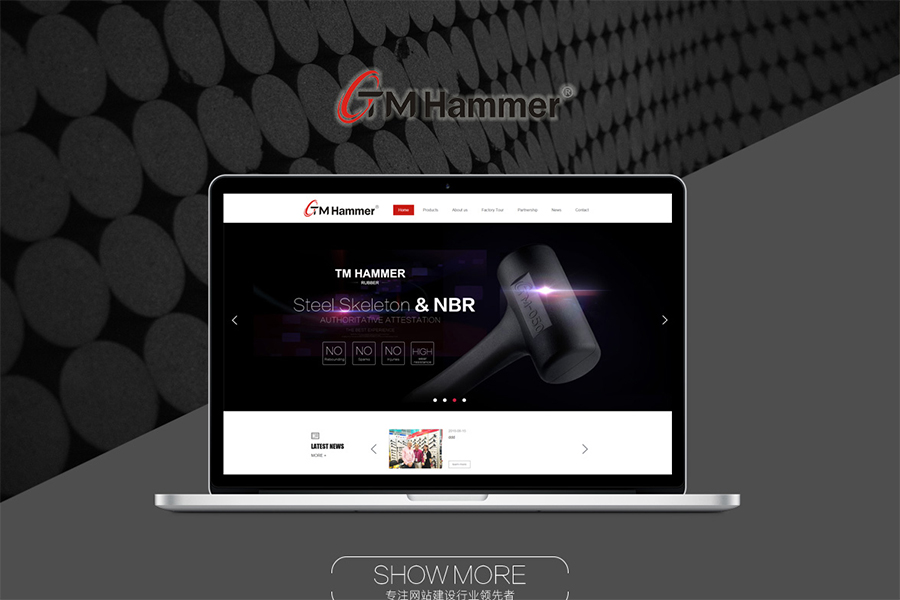 上海的网站制作公司哪家好?