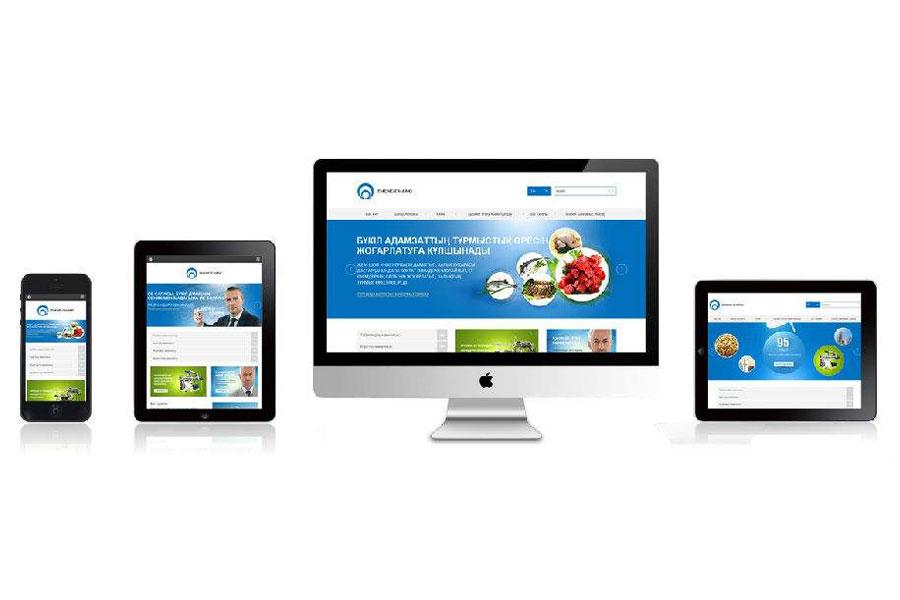 上海企业网站开发公司为大家介绍响应式网站建设